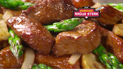 "Panda Express – ""Steakhouse"""